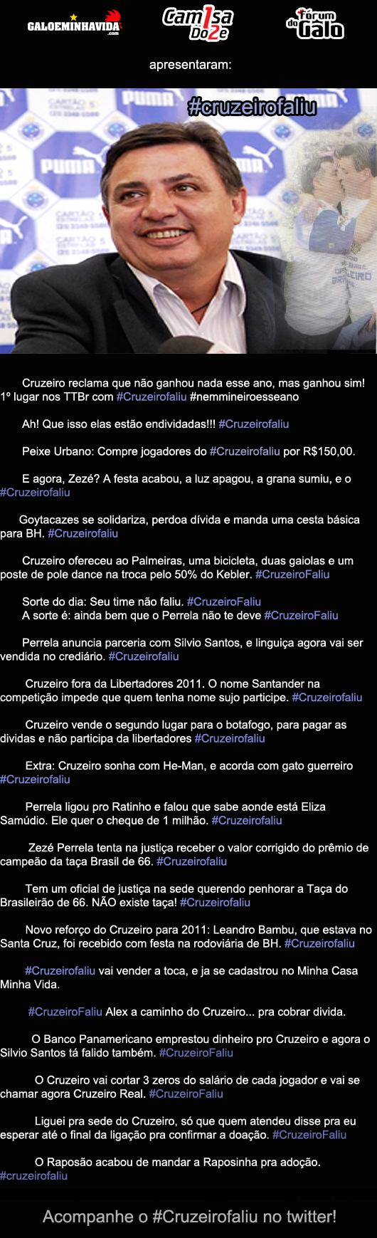 parte2 #cruzeirofaliu