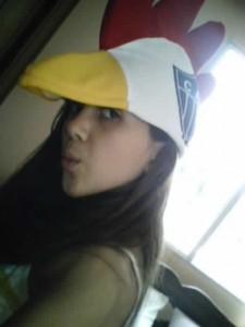 queria beijar esse bico1 225x300 Cam1sa D3las   Renata