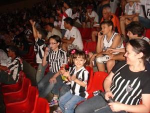 DSC07397 300x225 Galo em Família   Atleticana apaixonada