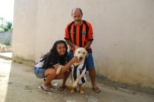 DSC 5714 300x200 Galo em Família   Atleticana apaixonada