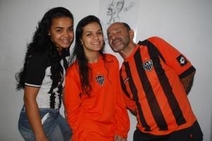 DSC 5734 300x200 Galo em Família   Atleticana apaixonada