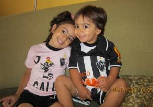 IMG 0573 300x210 Galo em Família   Atleticana apaixonada