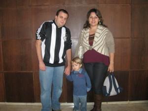 IMG 1051 300x225 Galo em Família   Atleticana apaixonada