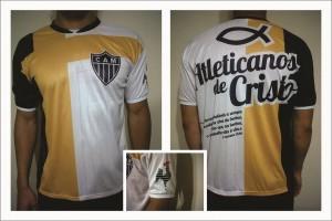 camisa sublimada 300x200 Atleticanos de Cristo levam novo ideal às arquibancadas