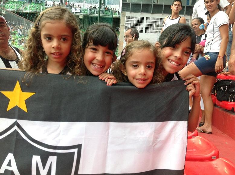 IMG 0392 Atlético 3x1 Guarani   Eu na Arquibancada (parte 1)