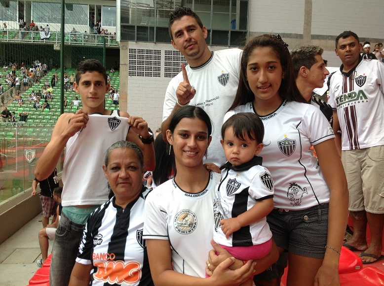 IMG 0395 Atlético 3x1 Guarani   Eu na Arquibancada (parte 1)