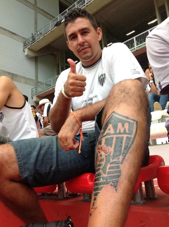 IMG 0396 Atlético 3x1 Guarani   Eu na Arquibancada (parte 1)