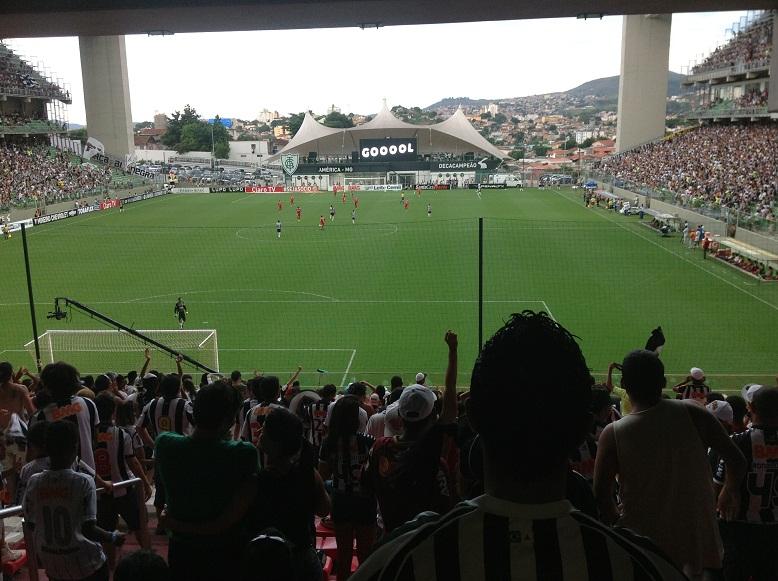 IMG 0404 Atlético 3x1 Guarani   Eu na Arquibancada (parte 1)
