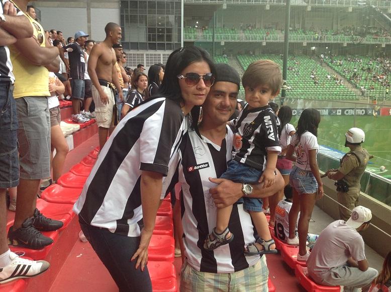 IMG 1808 Atlético 3x1 Guarani   Eu na Arquibancada (parte 1)