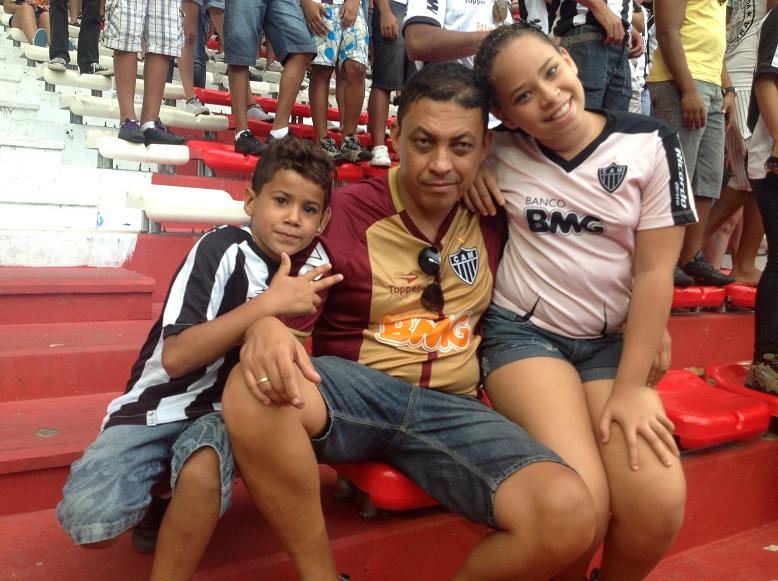 IMG 1809 Atlético 3x1 Guarani   Eu na Arquibancada (parte 1)