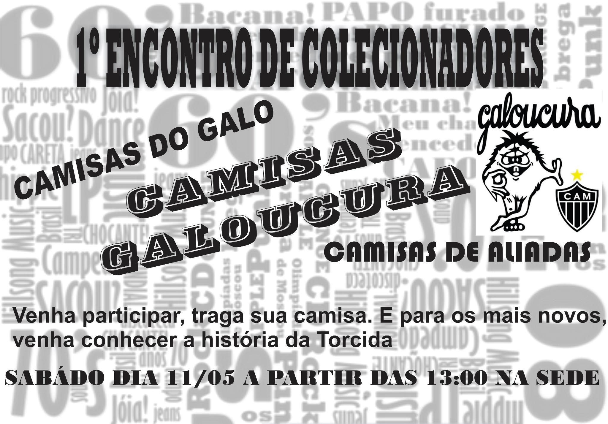 920321 517861404937081 510142418 o Evento da Galoucura reúne colecionadores de camisas de torcidas