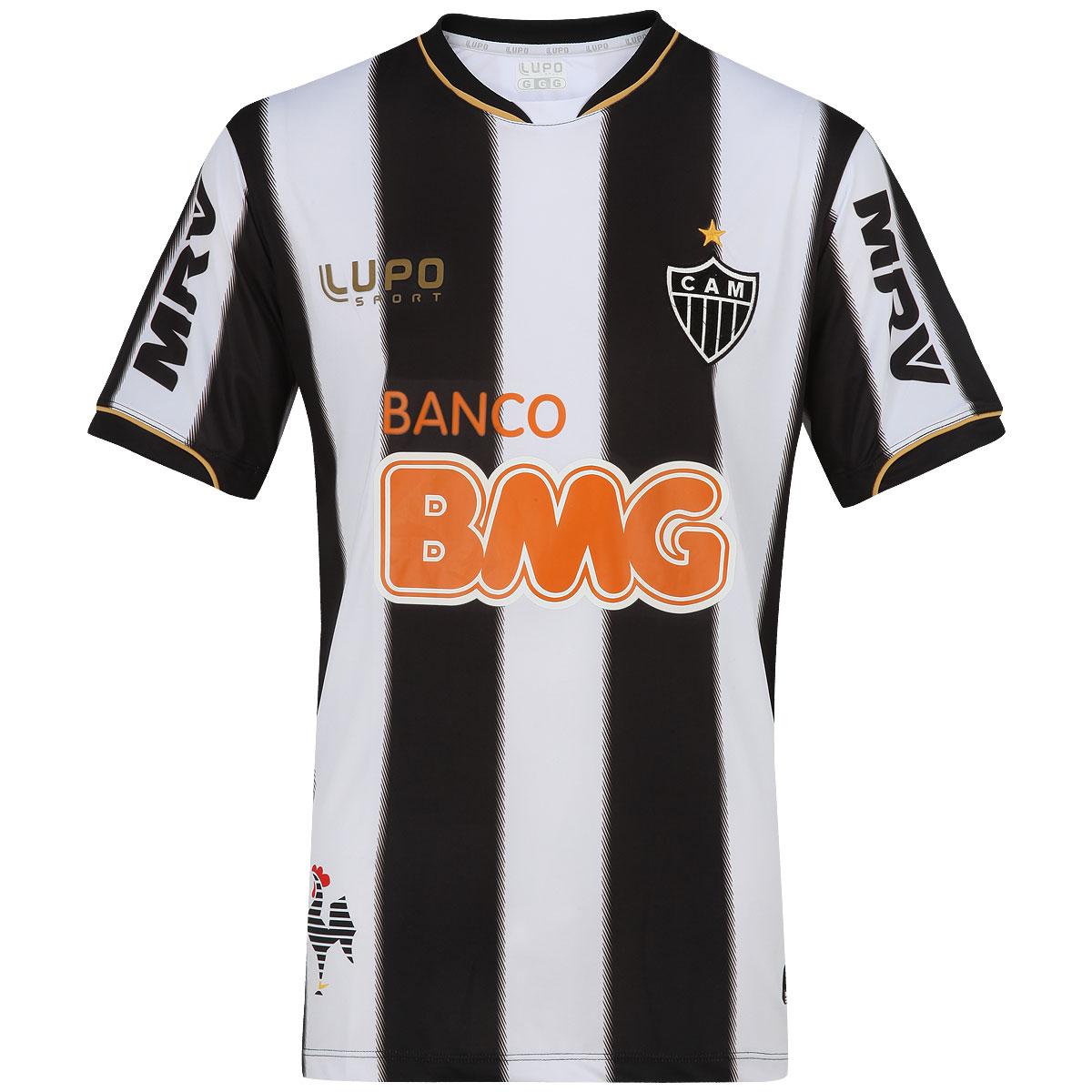 Camisa Atletico Mineiro 2013 Lupo Camisa Doze
