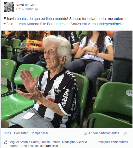 19 VOVÓ DO GALO