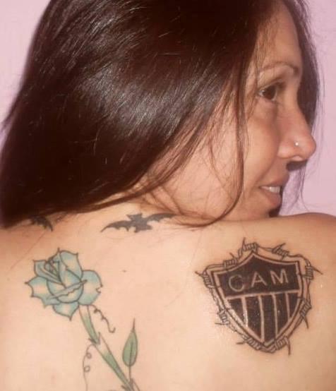 Mirian Pinheiro CAM1SA D3LAS   GALO NA PELE (PARTE 2)