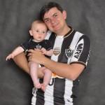 Daniel Flisch Rodrigues e filho bernardo em homenagem bernard