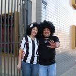 Eu (Wauleno com minha esposa Tatiana)
